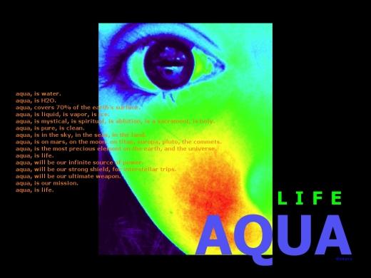 AQUA is Life